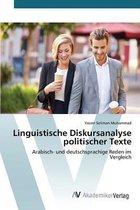 Linguistische Diskursanalyse Politischer Texte
