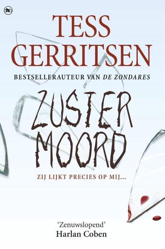 Rizzoli & Isles - Zustermoord - Tess Gerritsen | Fthsonline.com