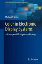Color in Electronic Display Systems