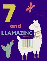 7 and Llamazing Sketchbook