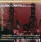 Guido Cantelli Conducts American Ma