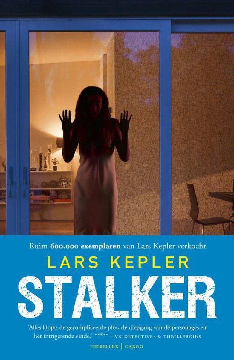 Joona Linna 5 -   Stalker - Lars Kepler
