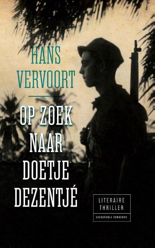 Op zoek naar Doetje Dezentjé - Hans Vervoort |