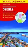 Sydney Marco Polo City Map - pocket size, easy fold, Sydney street map