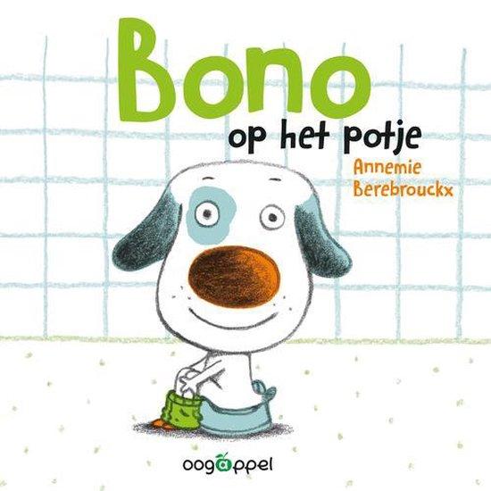 Bono - Bono op het potje - Annemie Berebrouckx |