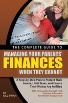 Complete Guide to Managing Your Parents' Finances When They Cannot