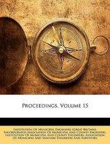 Proceedings, Volume 15