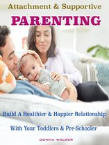 Omslag Attachment & Supportive Parenting