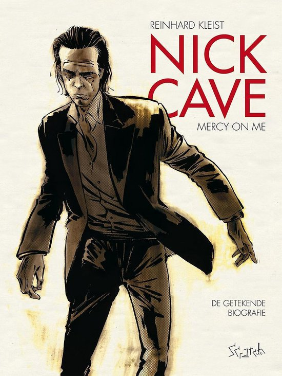 Nick Cave - Reinhard Kleist |