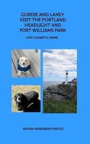 Laney and Gordie visit the Portland Headlight and Fort Williams Park