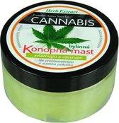 Herb Extract® Kruidenzalf met Cannabis - 100ml - (helpt  bij huidaandoeningen zoals, psoriasis, eczeem,