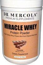 Wonder wei-eiwit poeder, chocolade (454 g) - Dr Mercola