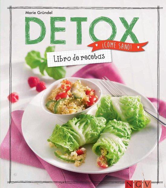 Boek cover Detox van Marie Gründel (Onbekend)