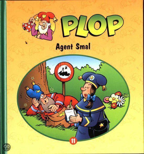 Plop 11 - Agent Smal - D. Verbiest |