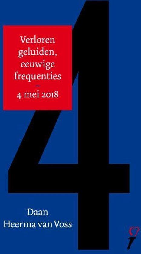 Daan Heerma van Voss - 4 mei-lezing / Stine Jensen - 5 mei-lezing 2018 - Daan Heerma van Voss |