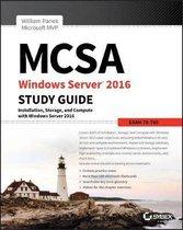 MCSA Windows Server 2016 Study Guide