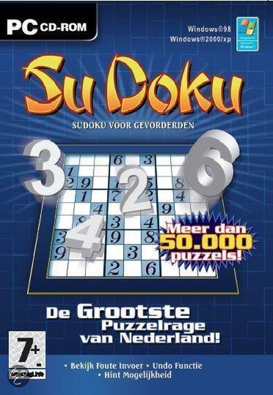 Sudoku gevorderden – Windows