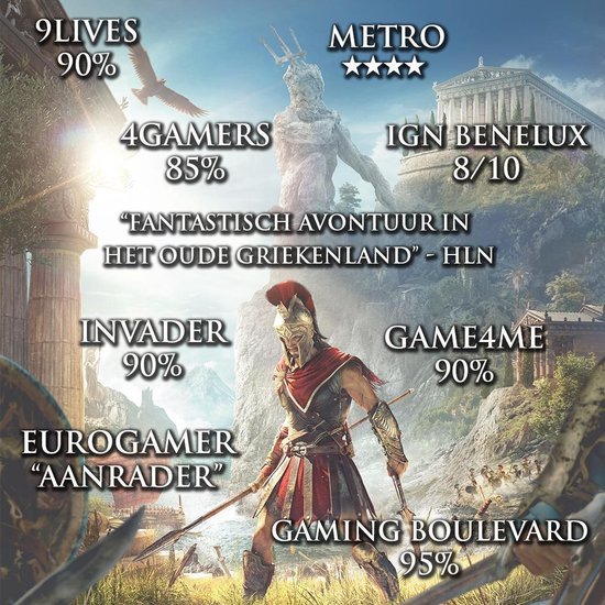 Assassin's Creed: Odyssey - Omega Edition - Xbox One - Ubisoft