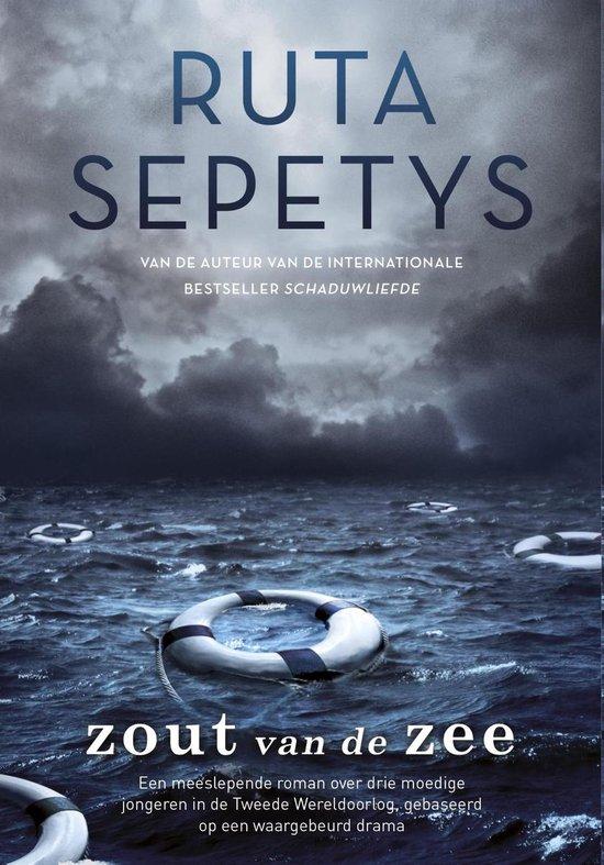 Zout van de zee - Ruta Sepetys |