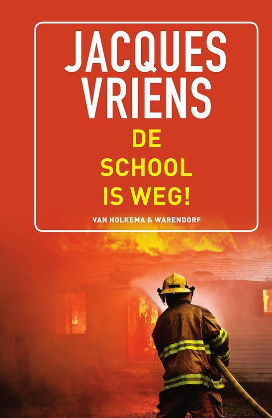 De school is weg! - Jacques Vriens |