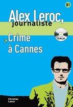 Crimmes à Cannes + CD - A1
