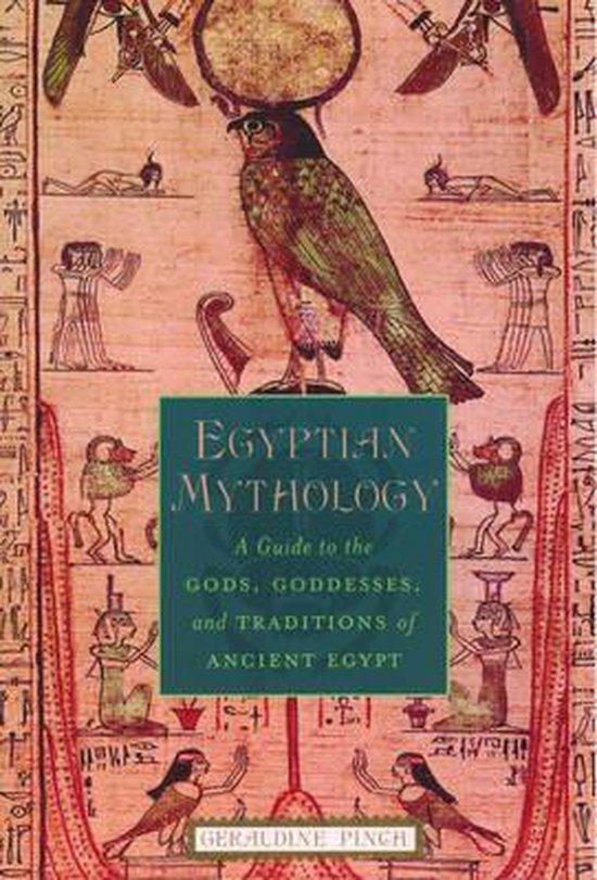 Boek cover Egyptian Mythology van Geraldine Pinch (Paperback)