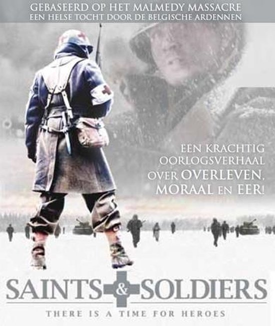 Cover van de film 'Saints & Soldiers'