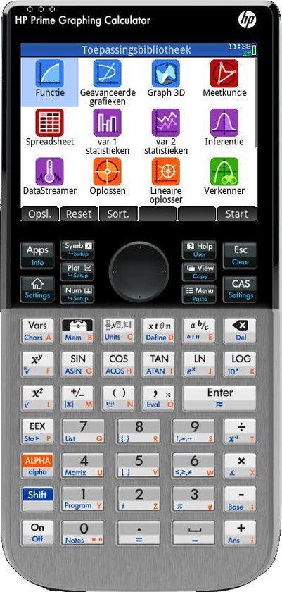 Afbeelding van HP Prime G2 Grafische Rekenmachine