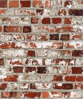 Dutch Wallcoverings papierbehang baksteen
