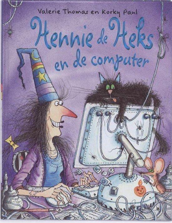 Hennie de Heks - Hennie de Heks en de computer - Valerie Thomas |