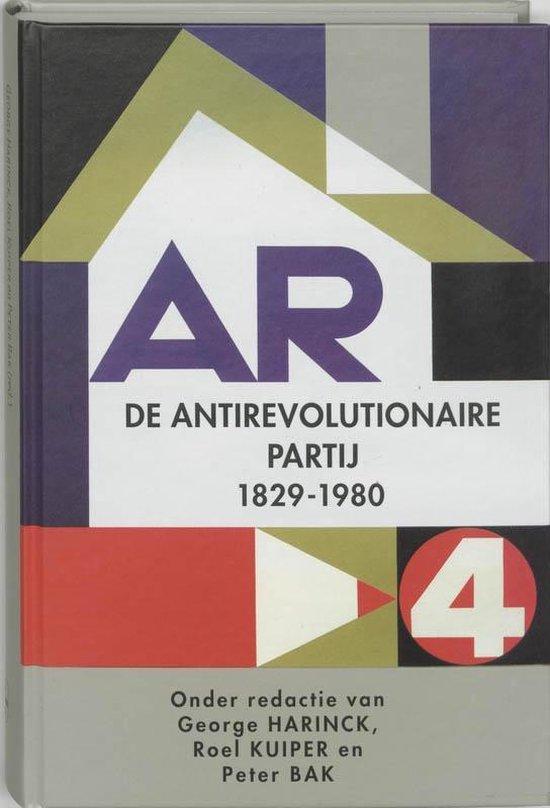 Passage-reeks 16 - De geschiedenis van de Antirevolutionaire Partij, 1829-1979 - Onbekend |