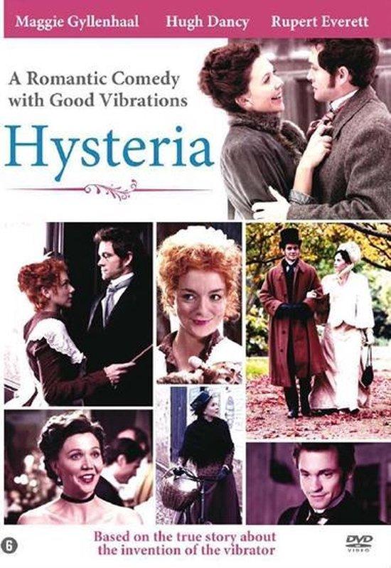 Cover van de film 'Hysteria'