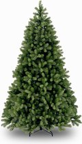 National Tree Company Poly Cambridge Spruce Kunstkerstboom - 183 cm - Brandvertragend - Metalen voet