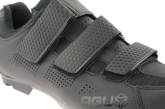AGU M400 Dial fietsschoenen Fietsschoenen - Maat 44 - Mannen - zwart - AGU