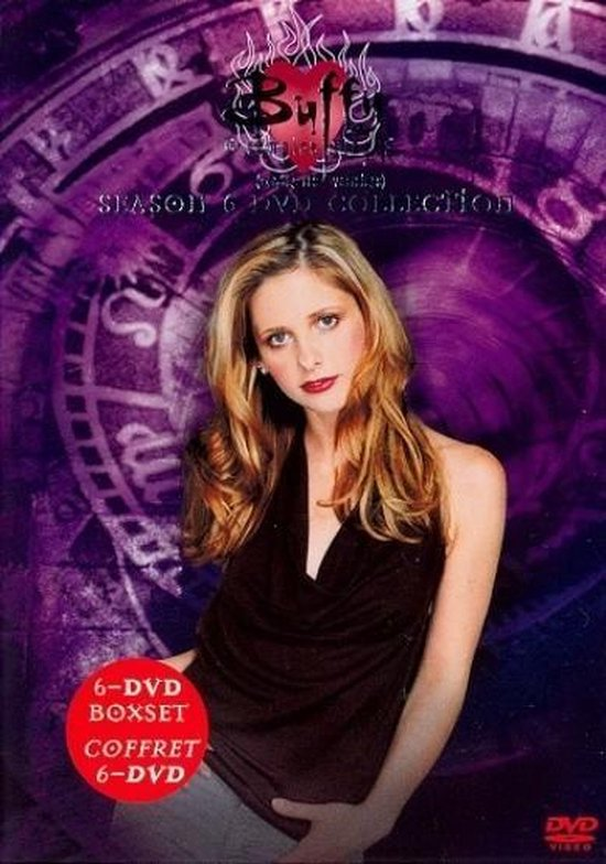 Cover van de film 'Buffy the Vampire Slayer'