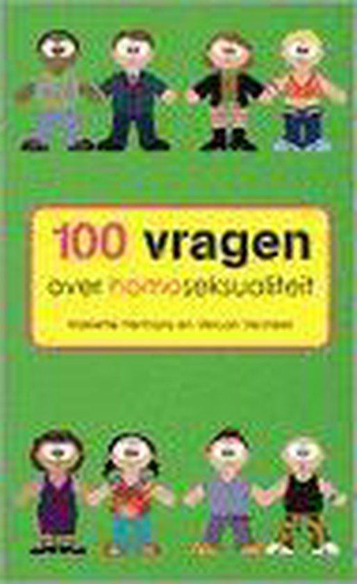 100 Vragen Over Homoseksualiteit - M. Hermans |