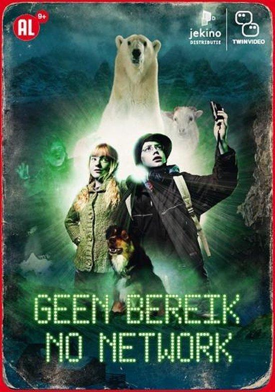 Cover van de film 'Geen Bereik'