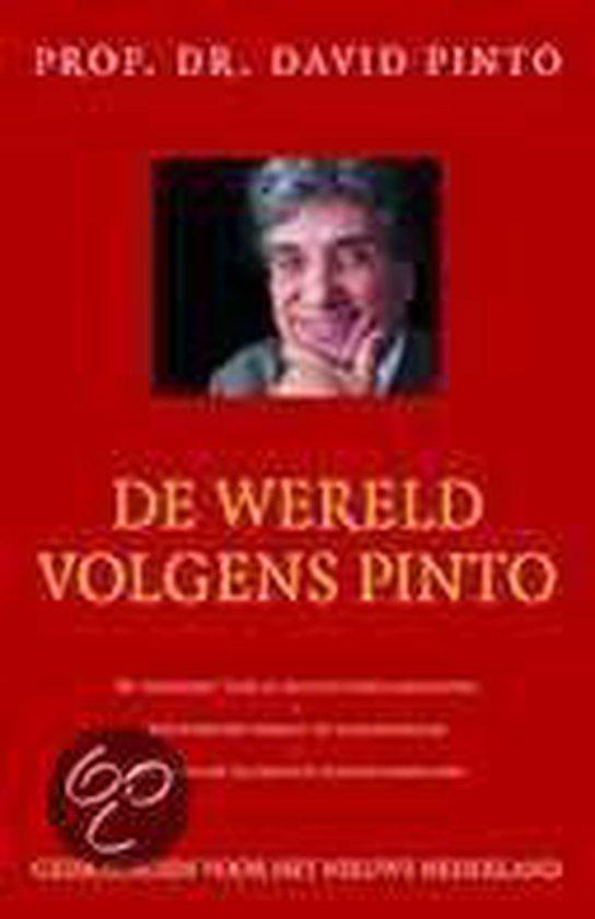 De Wereld Volgens Pinto - David Pinto pdf epub