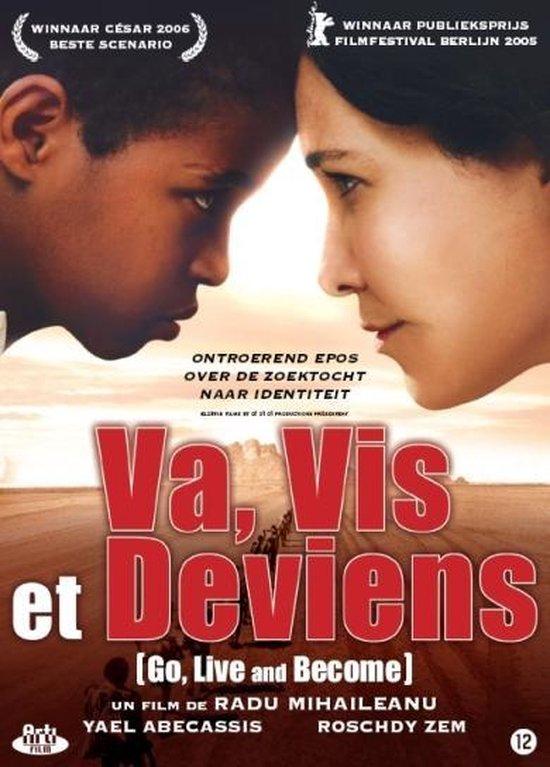 Cover van de film 'Va, Vis Et Deviens'