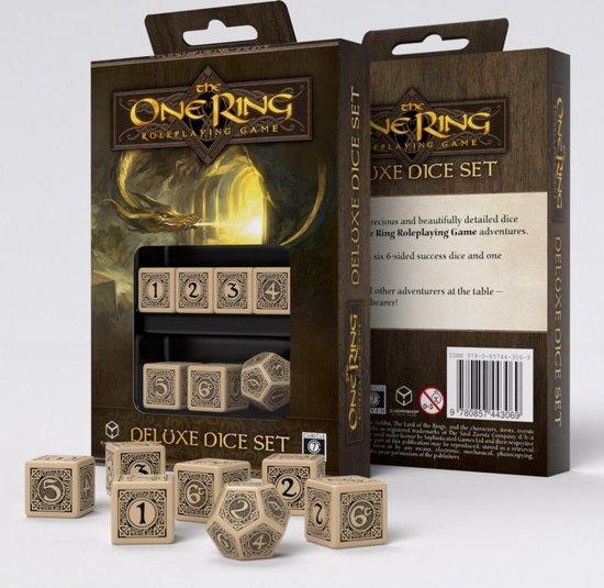 Afbeelding van het spel The One Ring: Deluxe Dice Set (7 Dice)