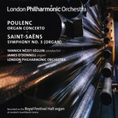 Poulenc: Organ Concerto - Saint-Saens: Symphony N
