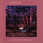One Night Only Live at the Royal Albert Hall (CD + DVD)