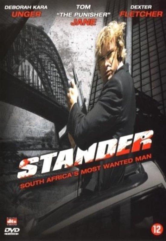 Cover van de film 'Stander'