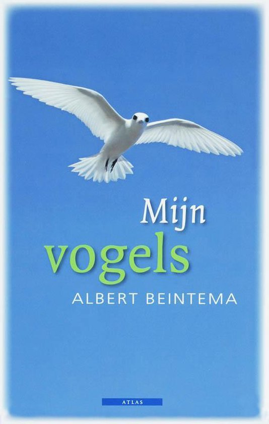 Cover van het boek 'Mijn vogels'