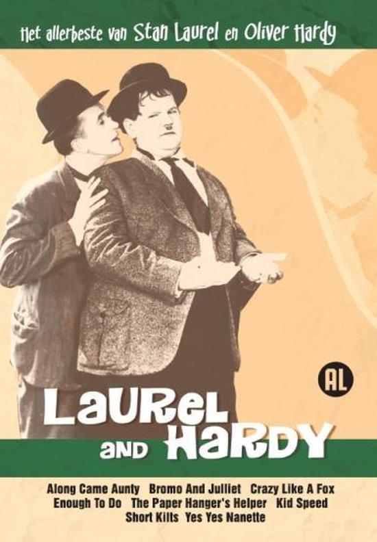 Cover van de film 'Laurel & Hardy - Beste Van 3'