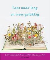 Boekomslag van 'Lees maar lang en wees gelukkig'