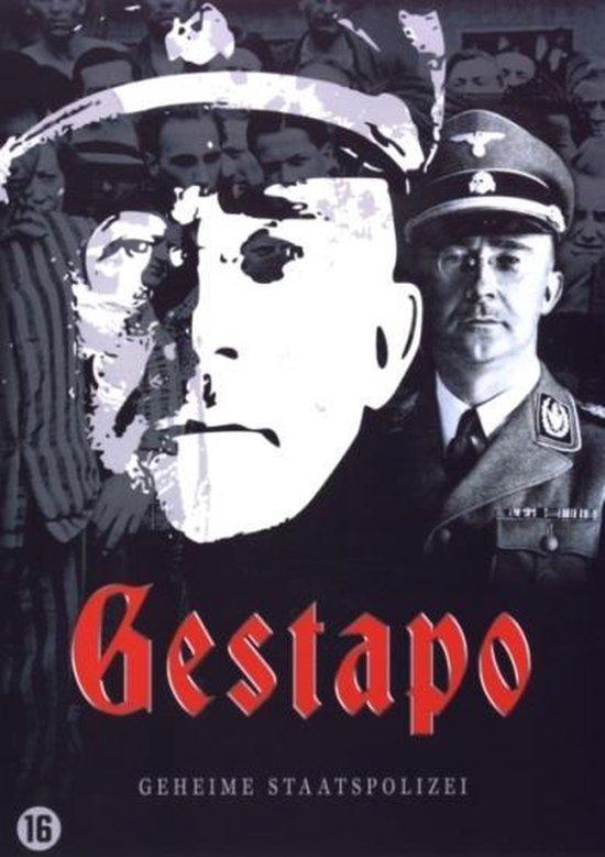 Cover van de film 'Gestapo'