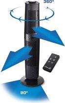 Clean Air Optima® CA-406B - Design Torenventilator - Ventilator met Temperatuursensor