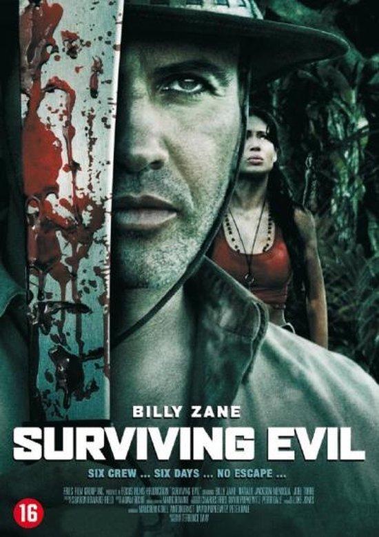 Cover van de film 'Surviving Evil'