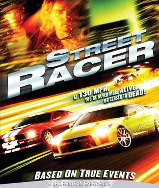 Cover van de film 'Street Racer'